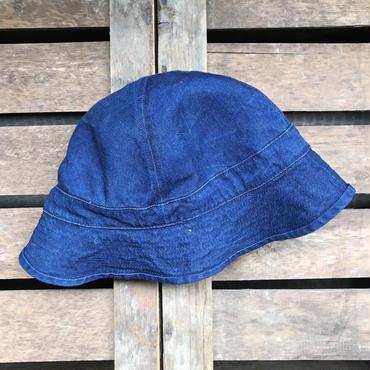 Brownie/DENIM HAT_DEEP BLUE