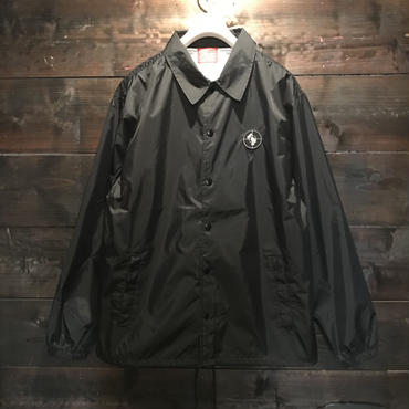5656WORKINGS/FTP COACH JKT_BLACK