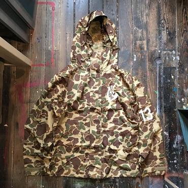 NOCARE/TEAM13 SOFT SHELL ARMY JKT_H.CAMO