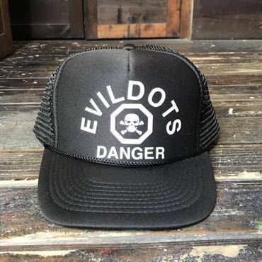 8GALLERY ORIGINAL/EVIL DOTS CREW MESH CAP