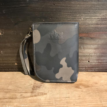 5656WORKINGS/L MOLD LEATHER WALLET_WL