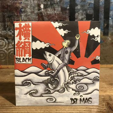【MIX CD】DJ MAS a.K.a. SENJYU-FRESH!/横綱BLACK