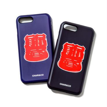 """""""CHARI&CO"""" LOGO iPhone CASE / for 7 Plus & 8 Plus"""