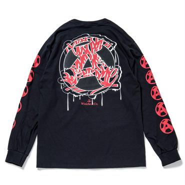 """14. """"WOLFICHE&Co."""" L/S T-Shirts"""
