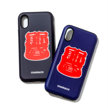 """CHARI&CO"" LOGO iPhone CASE / for iPhone X"