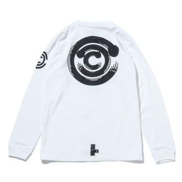 """""""CHARI&CO"""" LS T-Shirts / WHITE"""