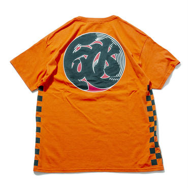 "15.""fuck"" S/S T-Shirts (ORANGE)"
