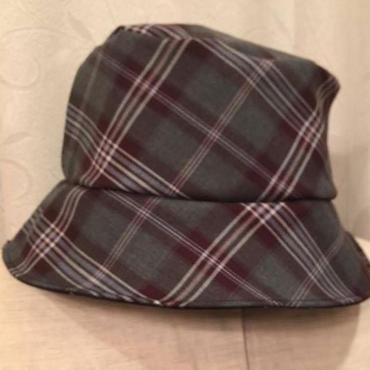 帽子 ☆ リバーシブルでお洒落な クロッシェ