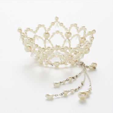 White Pearl Crown