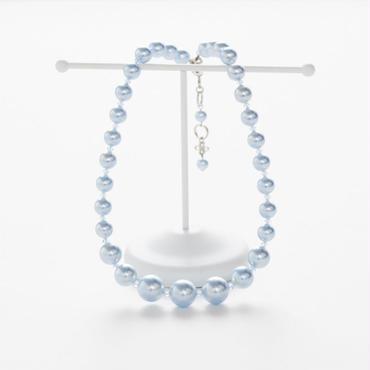 Pale Blue Necklace