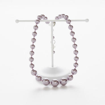 Violet Pearl Necklace