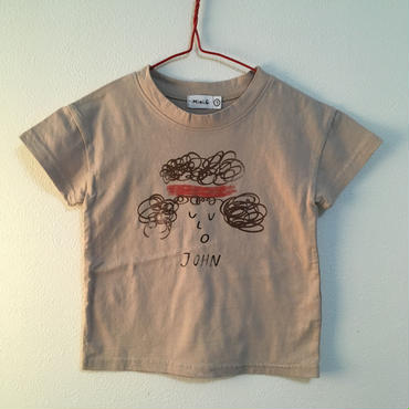 BOBO風JHON☆Tシャツ