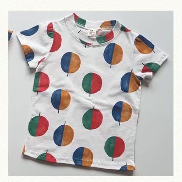 B風プリントTシャツ