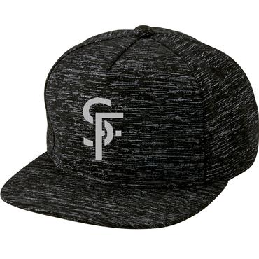 SF cap ブラック