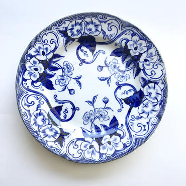 [C&M/Flora]  花絵皿  (PL30)  1枚