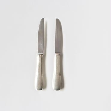 シルバーハンドルデザートナイフ  (DK11)  1本