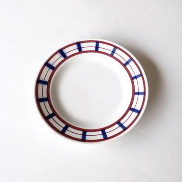 バスクスタイルのケーキ皿  (PL42) 1枚