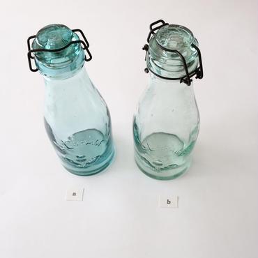 グリーンガラスボトル  (GW5)