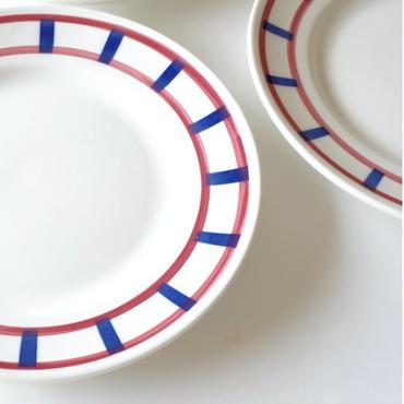 バスクスタイルのケーキ皿 (PL32) 1枚