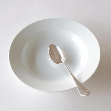 オリジナルスープ皿&デザートスプーンセット (SET1)