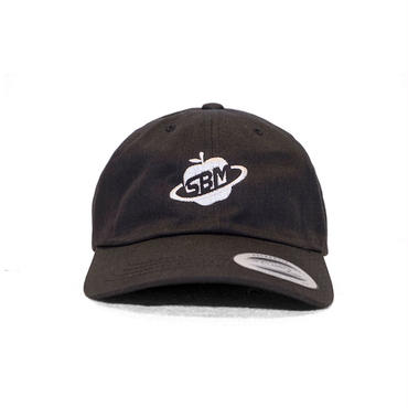 Space Apple  Twill cap (Black / White)