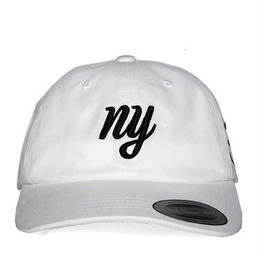 KP  Twill cap (White / Black)