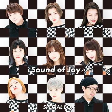 限定盤 TypeA『Sound of Joy / ONE』TPS-10001
