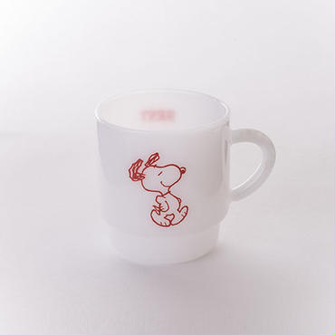 【MILKWARE】 STACKING MUG / SNOOPY 2 [MW-MGP02]