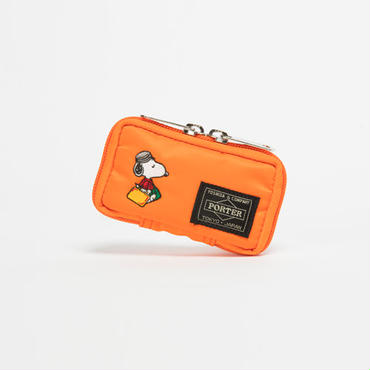 【JOE PORTER】 KEY CASE / ORANGE [JP622-07138OR]