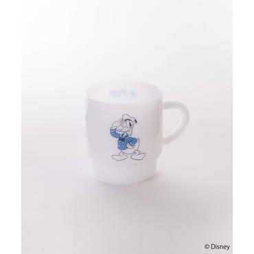【MILKWARE】 STACKING MUG / DONALD DUCK [MW-MGD05]