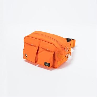 【JOE PORTER】 WAIST BAG / ORANGE [JP622-08302OR]