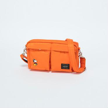 【JOE PORTER】 SHOULDER BAG (S) / ORANGE [JP622-08809OR]