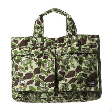【JOE PORTER】 TOTE BAG (S) CAMO [JP622-06994C]