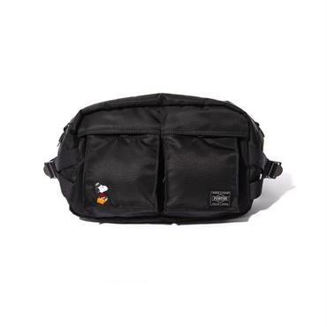 【JOE PORTER】 WAIST BAG [JP622-08302,JP622-08302R]