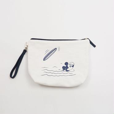 【SURF MICKEY】 POUCH 01 [SM17SS-PO01]