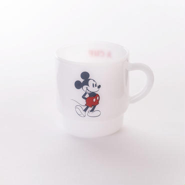【MILKWARE】 STACKING MUG / MICKEY MOUSE [MW-MGD03]