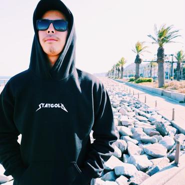STAY GOLD_California サーフロックロゴパーカー