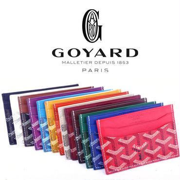 ★大人気★ゴヤール GOYARD カードケース goyard [gyd-jw6]
