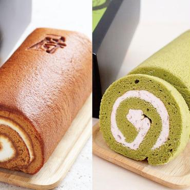 侍ロール(1本)+抹茶の侍ロール(1本)