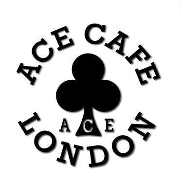 N0012DE/ACE CAFE LONDON デカール ネイキッド