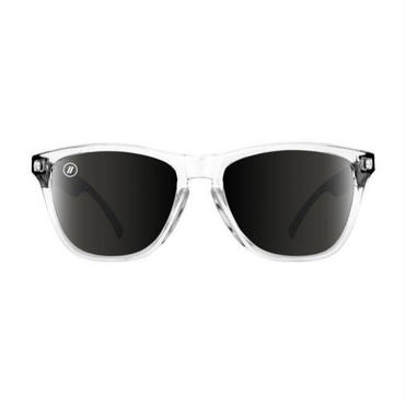 (ブレンダーズ アイウェア) BLENDERS EYEWEAR サングラス BLACK ICE Crystal Clear/Black Frame/Polarized(偏光レンズ)