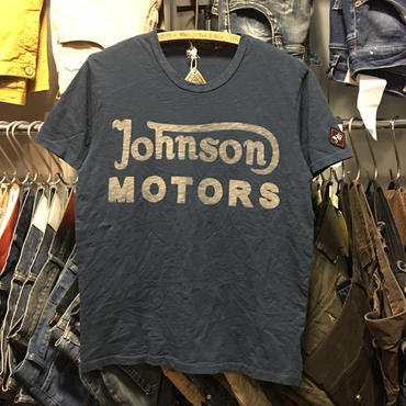 (ジョンソンモータース) Johnson Motors CLASSIC 38 半袖Tシャツ (MMTSDN13908)