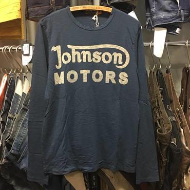 (ジョンソンモータース) Johnson Motors CLASSIC 38 長袖Tシャツ (MMLSDN13908)