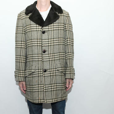 Vintage Sir Pendlton Boa Coat