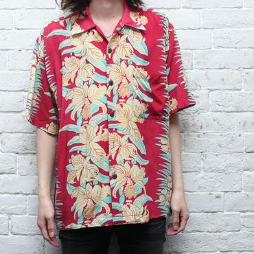 レーヨンハワイアンシャツ Rayon S/S Shirt