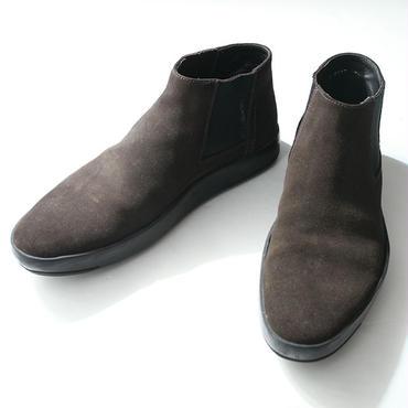 Prada Suede Side Gore Boots プラダ サイドゴアブーツ
