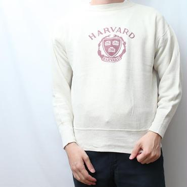 ビンテージスウェット ハーバード オートミール Vintage Sweat Shirt Harvard