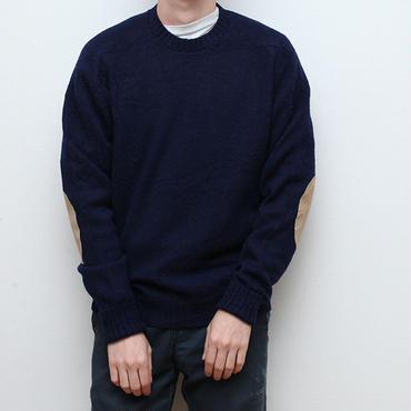LL Bean エルボーパッチ付きセーター Vintage