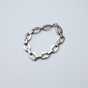Vintage Silver Chain Bracelet