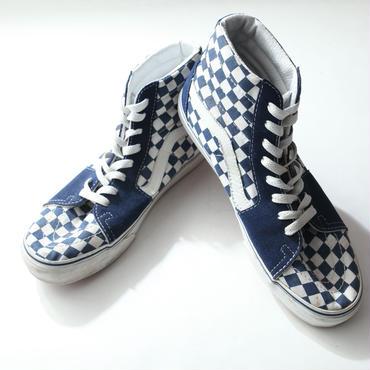 Vans Checkerflag Sk8-hi